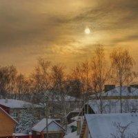 Зимнее светило... :: марк