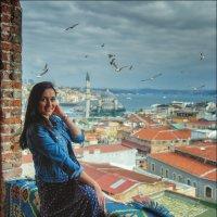 Окно в Стамбул-2 :: Ирина Лепнёва