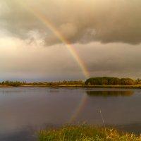 Осенняя радуга :: Оксана Галлямова