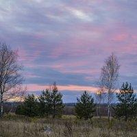 зимний закат :: владимир