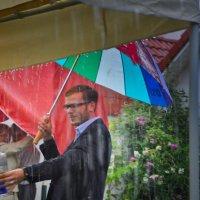 и дождь не помеха :: Татьяна Манн
