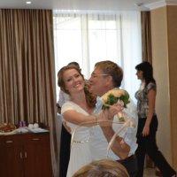 Вальс с невестой... :: Хлопонин Андрей Хлопонин Андрей