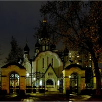 Тихий вечер в Сокольниках :: antip49 antipof