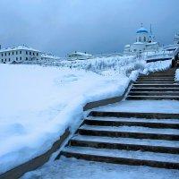 Покрово-Тервенический  монастырь :: Зуев Геннадий