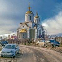 Церковь Вознесения Господня в Тешилове :: Валерий Иванович