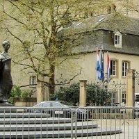 Памятник герцогине Шарлотте :: Елена (ЛенаРа)