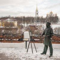 Нарисуй нам зиму художник ))) :: Андрей Зайцев