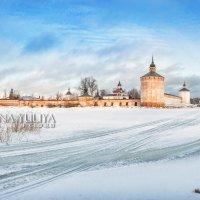 Кирилло-Белозерский монастырь :: Юлия Батурина