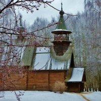 Зима, тишина - иной мир . :: Святец Вячеслав