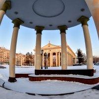 Мой взгляд на мой город... :: Михаил Петрик