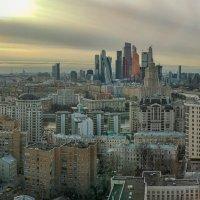 Панорама Москвы :: Андрей Синявин
