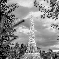 Псевдо парижская башня. :: юрий Амосов