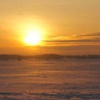 Вчера,закат. :: сергей