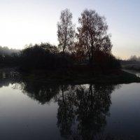 Утро на реке :: Денис Бочкарёв