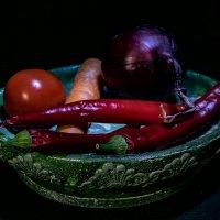 Овощи :: Геннадий Колосов