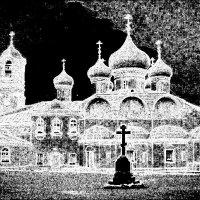 Храмы православия...В ночи. :: Георгиевич