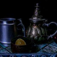чай с лимоном :: Геннадий Колосов