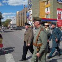 Однажды в городе. :: Сергей Половников