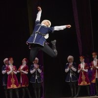 Кавказкий танец. :: Николай Галкин