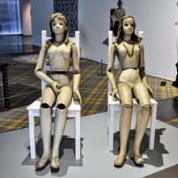 Два манекена ... :: Анатолий Колосов