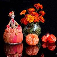 Оранжевое настроение :: Irene Irene