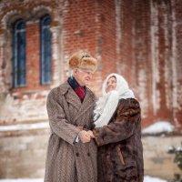 Мои родные дедушка и бабушка. :: Надежда Антонова