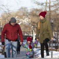 прогулка по парку :: Сергей Бойко
