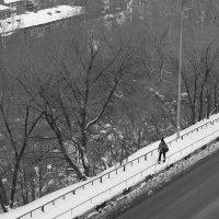 Путь наверх :: Дмитрий Арсеньев