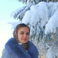 Зима, очей очарование... :: Дмитрий Денисов