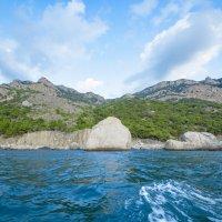 Вид с моря :: Вероника Куницына
