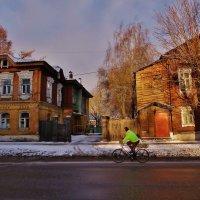 Дело было в январе, солнышко светило :: Святец Вячеслав