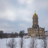 Храм в Дубровицах :: Вероника Куницына