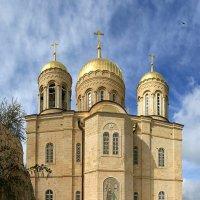 Горний монастырь. Иерусалим. :: Зуев Геннадий