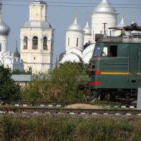 Монастырь в Вологде :: Вероника Камилова