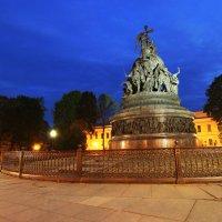 Памятник Тысячелетия крещения Руси. :: Наталья Цветкова