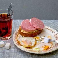 Завтрак :: Оксана Пучкова
