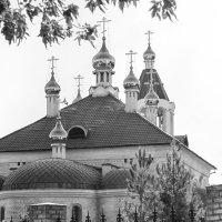Храм Сергия Радонежского. :: Андрей