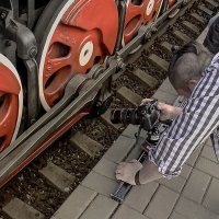 Видеосъёмка зеркальным фотоаппаратом Canon EOS 5D. :: Игорь Олегович Кравченко