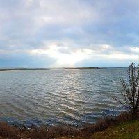 Кусочек Балтийского моря! (панорама) :: Mila .