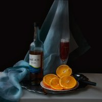 про апельсины :: Виктория Колпакова