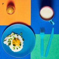 Вознесение яйца 1 :: Сергей Вишняков