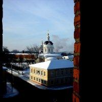 Вид из окна крепости :: Валерий