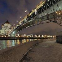 Мост к храму :: Евгений Седов
