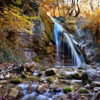 Водопад Джур-джур :: Alex ARt