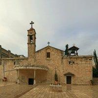 Церковь на месте Благовещения Богородицы :: Зуев Геннадий