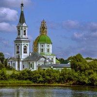 Тверской Свято-Екатерининский женский монастырь ... :: александр варламов