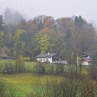 Альпийская деревушка :: Николай Танаев