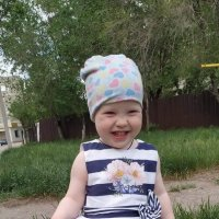 Детский смех... :: Андрей Хлопонин