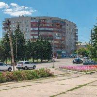 город Антрацит :: Дина Горбачева