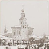 Снег... :: Николай Панов
